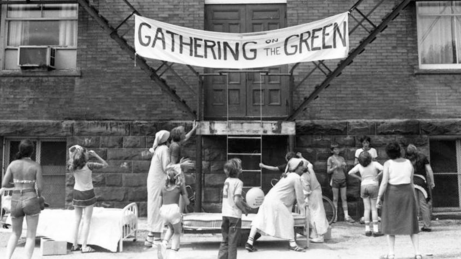 OSCO Gathering On The Green
